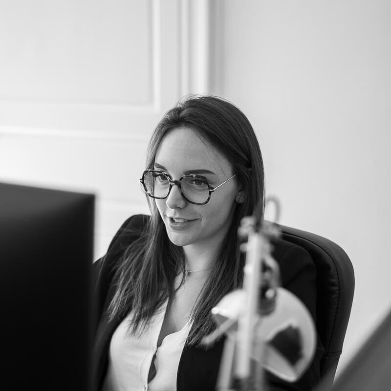 Chloé Fischbach - Social Media Manager - Youneat Agence Social Media