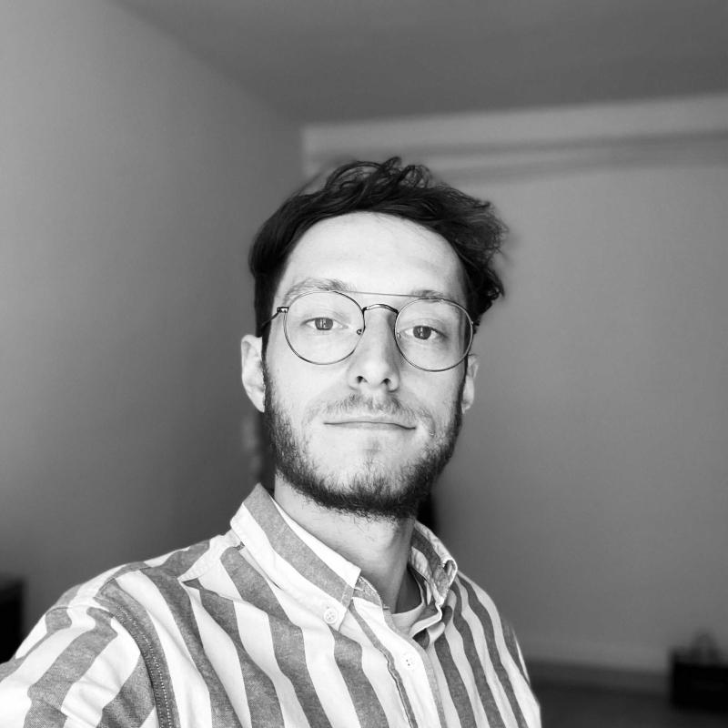 Geoffrey Lucas - Cofondateur Youneat Agence Social Media