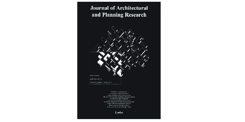 Journal of Architectural and Planning Research