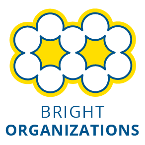 Yellow bright organizations