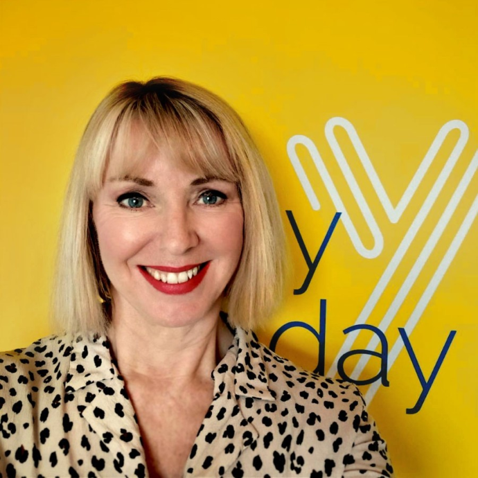 Marianne Slotboom CEO of Yellow