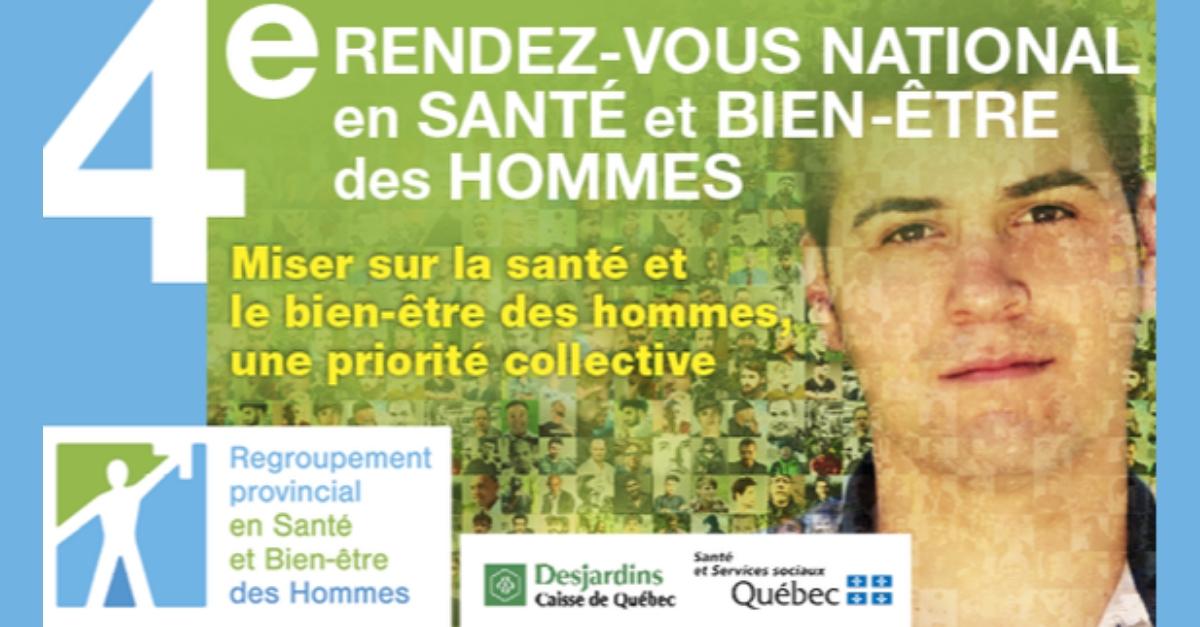 Le CALACS la Bôme Gaspésie fait maintenant partie du Regroupement provincial en Santé et Bien-être des Hommes