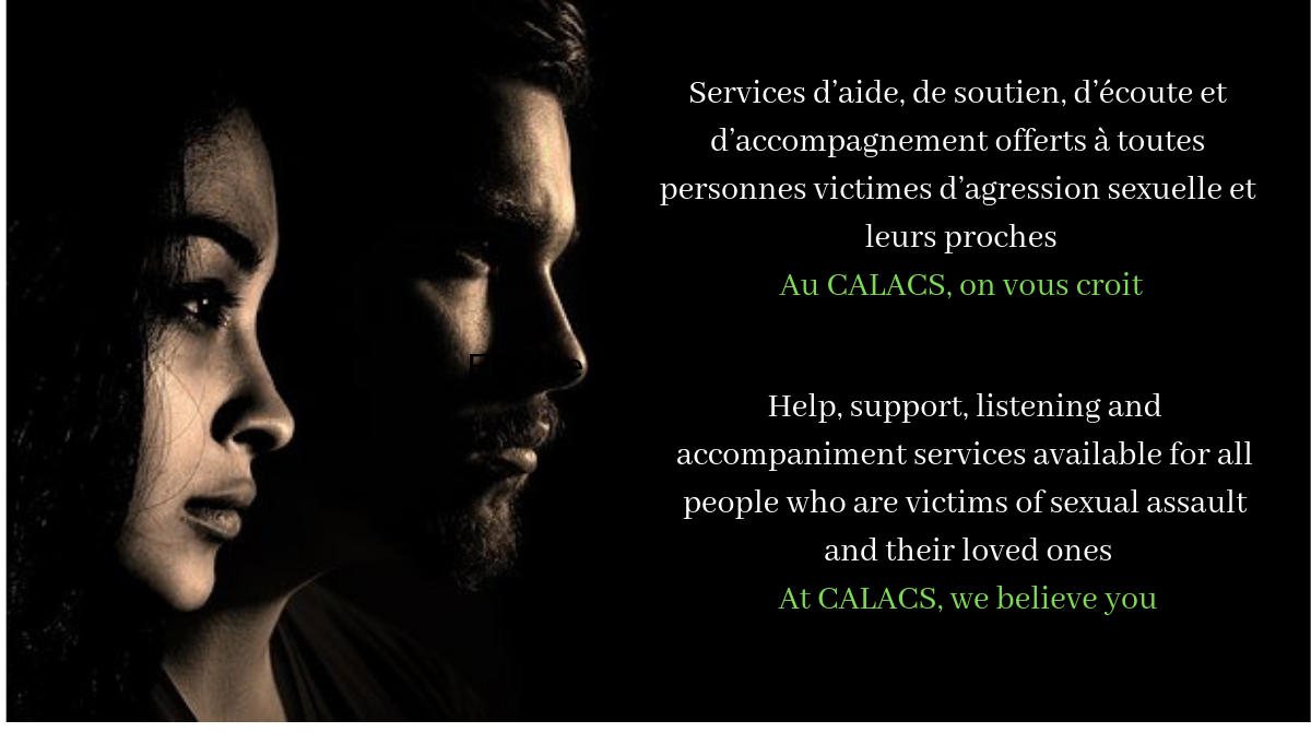 Services offered to all people who are victims of sexual assault and their loved ones