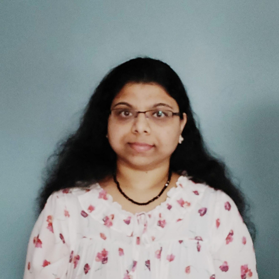 Image of Swapna, a Get Coding student.