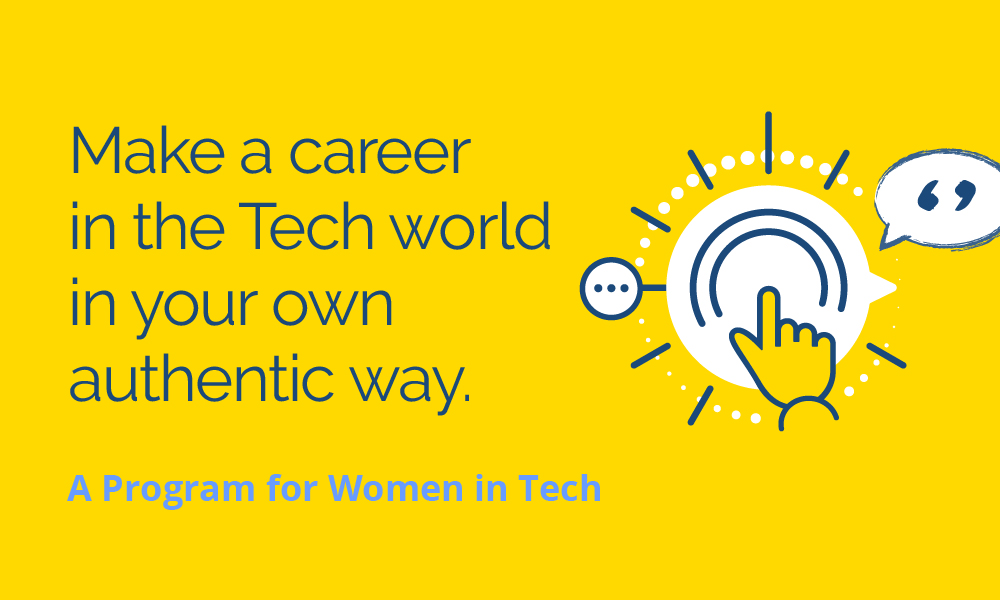Program for women in tech