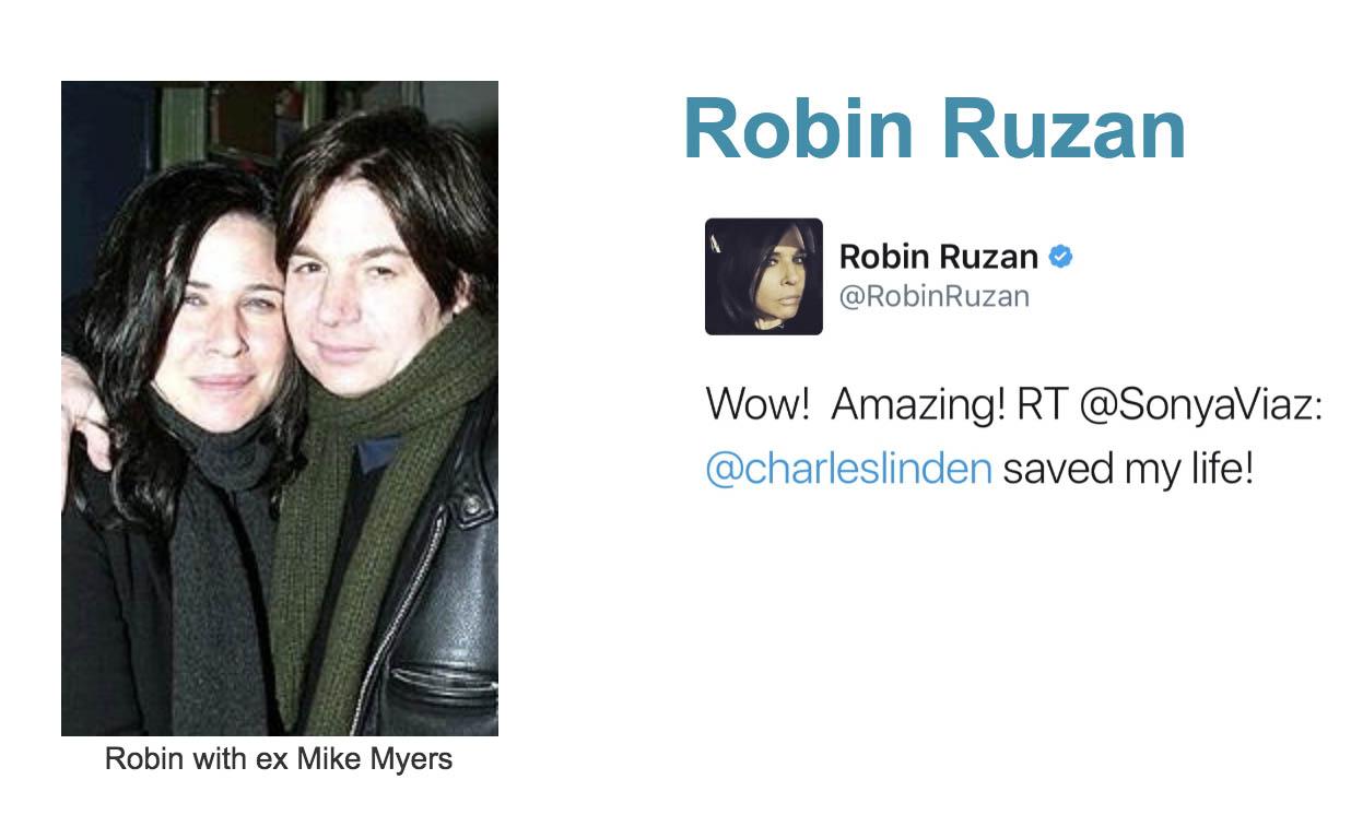 The linden method robin ruzan