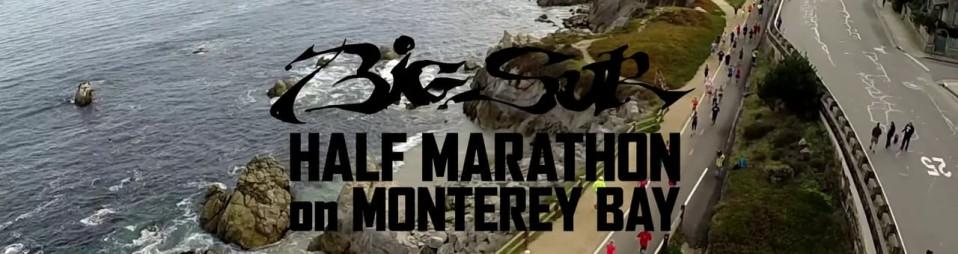 Big Sur Half Marathon in Monterey Bay