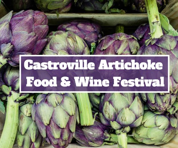 castroville artichoke food & wine festival