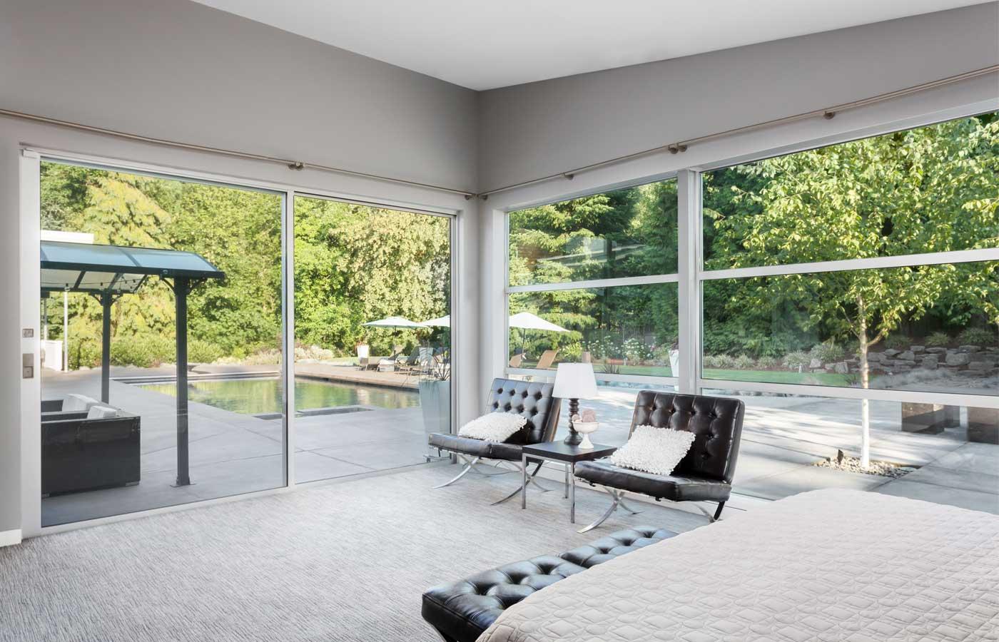 Trend Aluminium Patio Doors Image