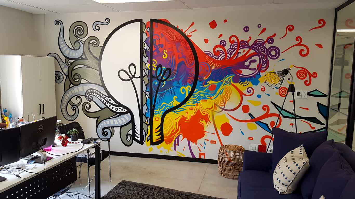 Inspirational murals best 25 murals ideas for Mural school