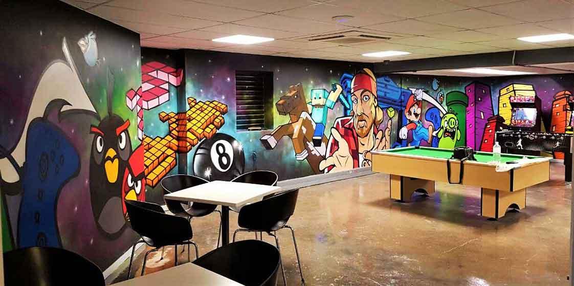 Graffiti Artists in Johannesburg