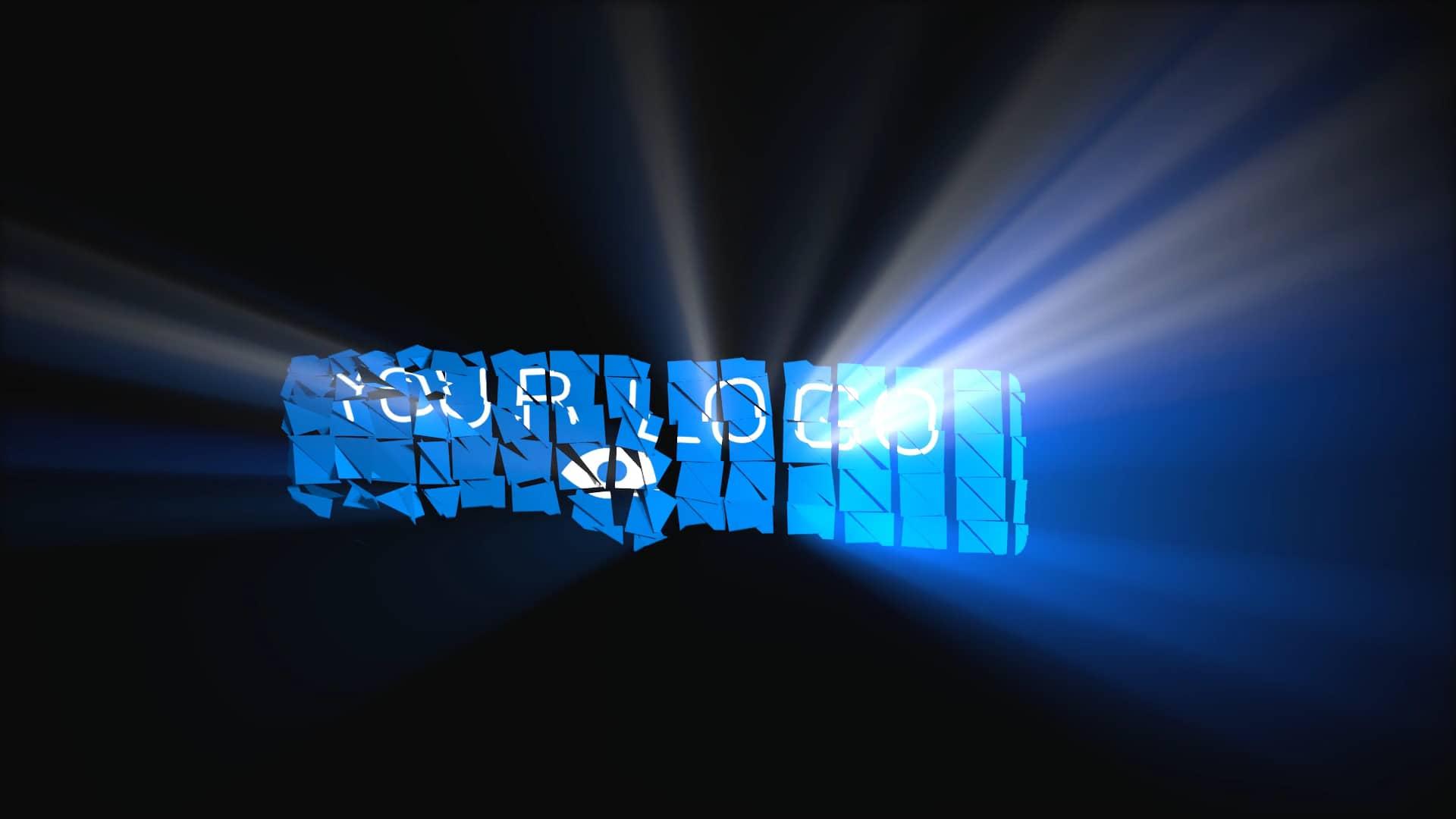 Black Logo Wind