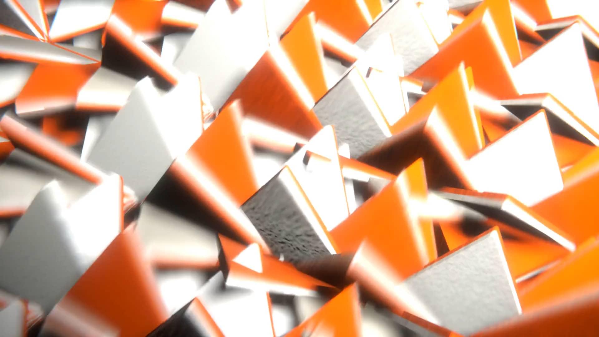 Triangled Slacks Accordion
