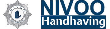 Nivoo handhaving logo