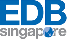 EDB Singapore logo