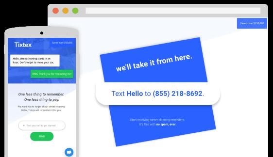Tixtex - Mobile & Website UI