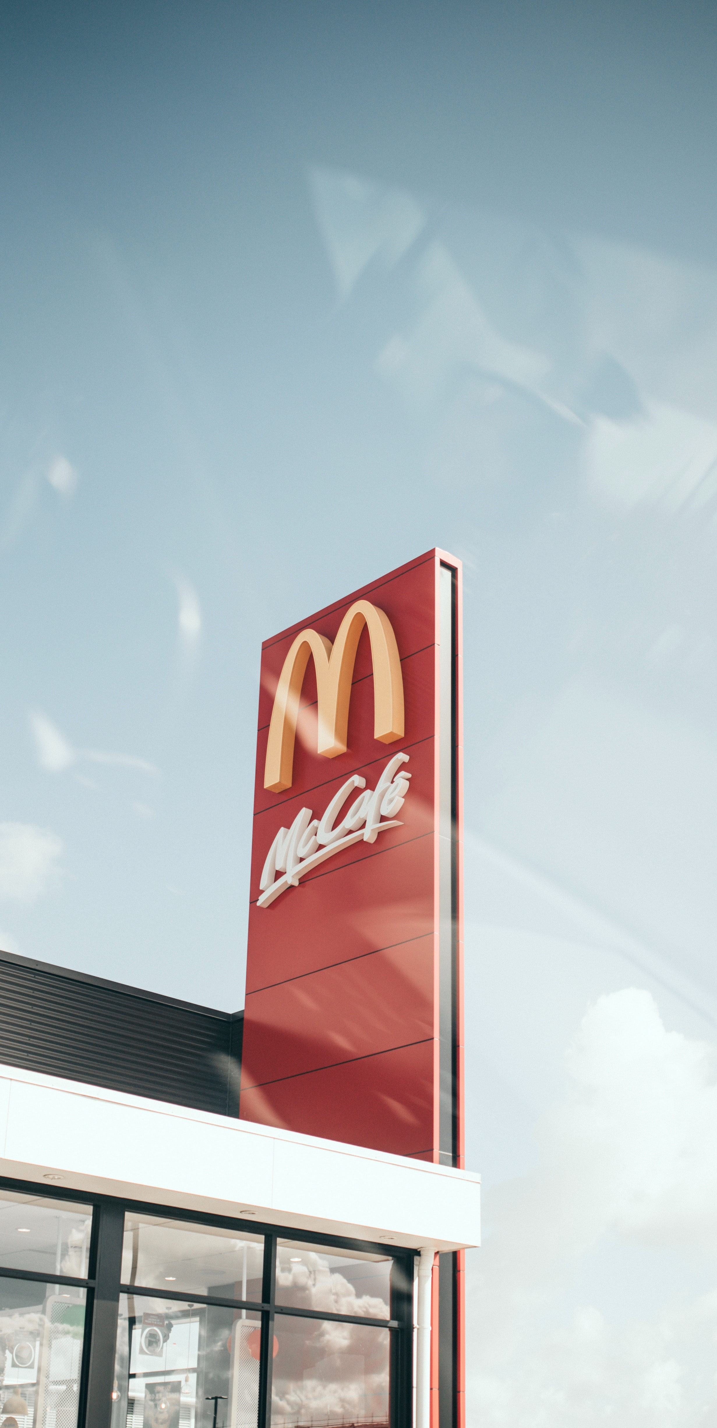 """The """"Golden Arches""""."""