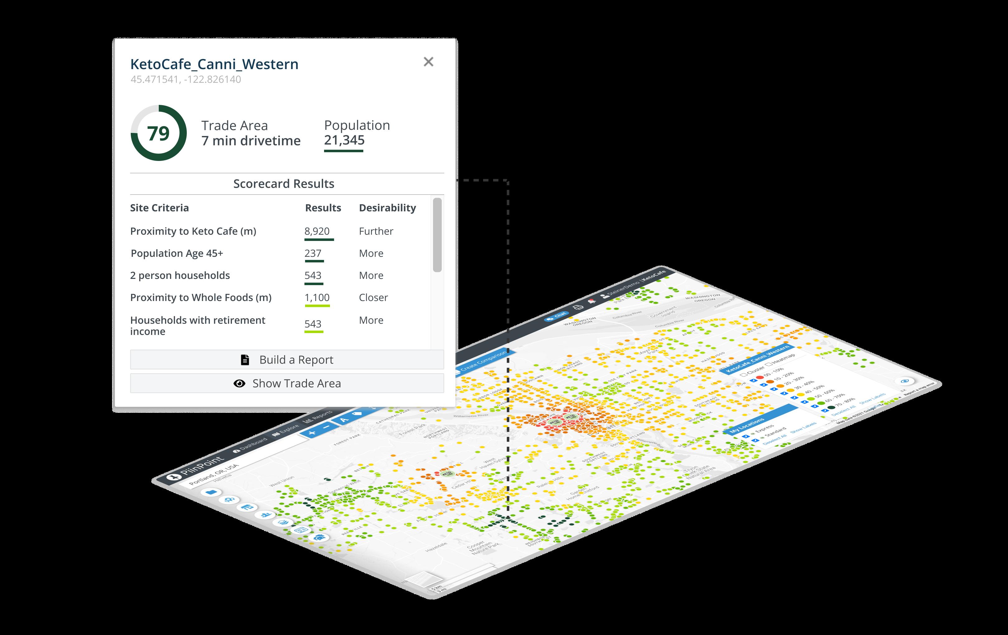 Piinpoint Location Intelligence Data