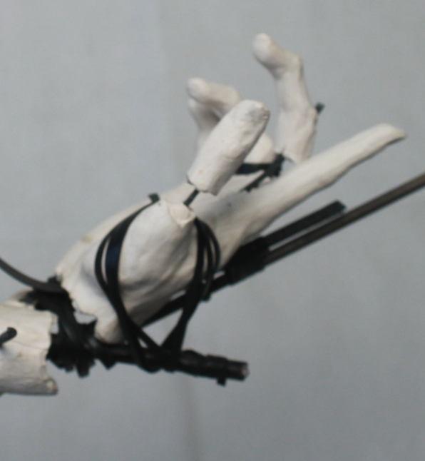Proprioceptor Sculpture