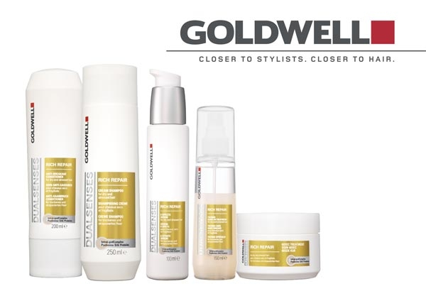 Glodwell Products Available from Creative Hairdressing in Tetbury