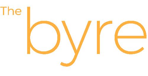 The Byre logo