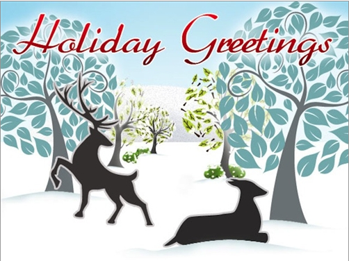 holiday greeting ecards
