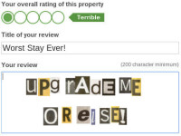 blackmail reviews on tripadvisor