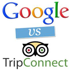 google vs tripadvisor
