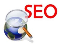 search engine optimization magnifying glass