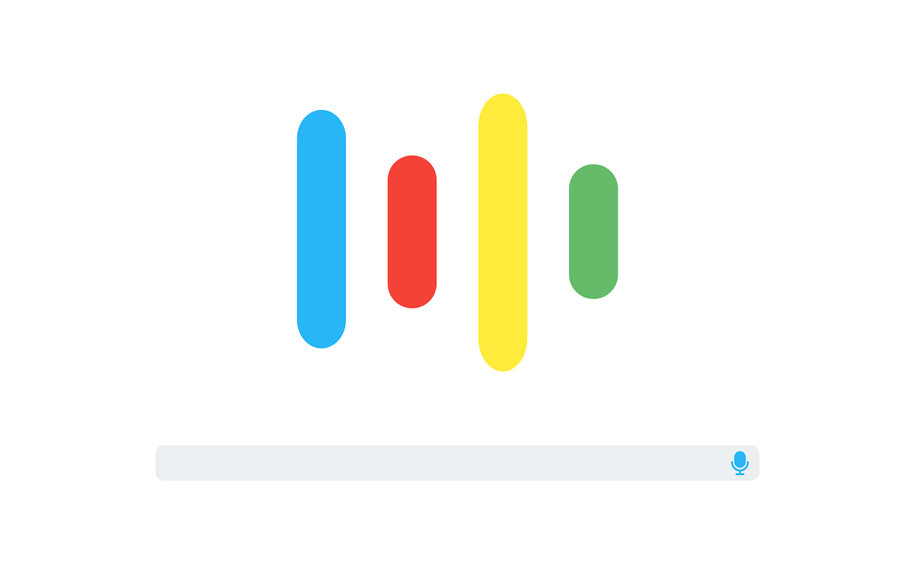 google voice search image