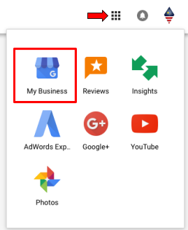 accessing Google My Business Posts