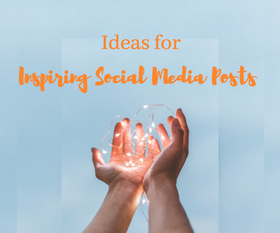 Inspiration Ideas for Content Creation on Social Media
