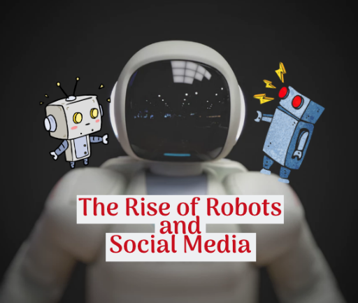 The Rise of Robots in Social Media