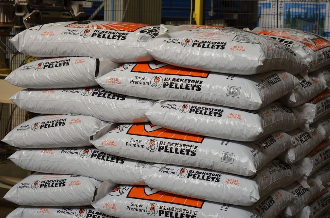 Blackstone Pellets - Quality Pellets