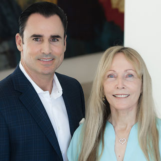 Catherine & Jason Barry