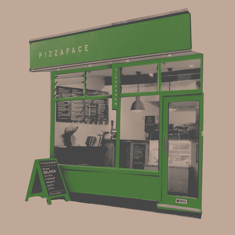 Interior Design Build Pizzaface Kemptown Shop 1