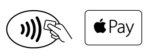 CONTACTLESS PAYMENT & APPLE PAY