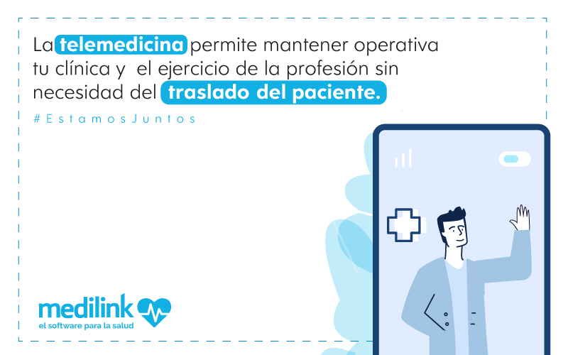 telemedicina para centros medicos