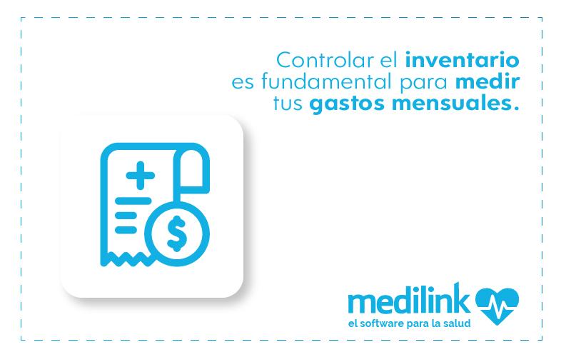 control gastos clinica 3