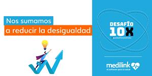Desafío 10x: Medilink y su camino a una economía sustentable