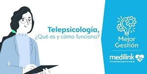 ¿Qué es la telepsicología?