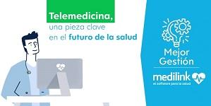 ▷ Telemedicina, una pieza clave en el futuro de la salud