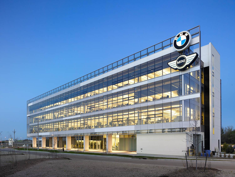 BMW Group Canada Headquarters