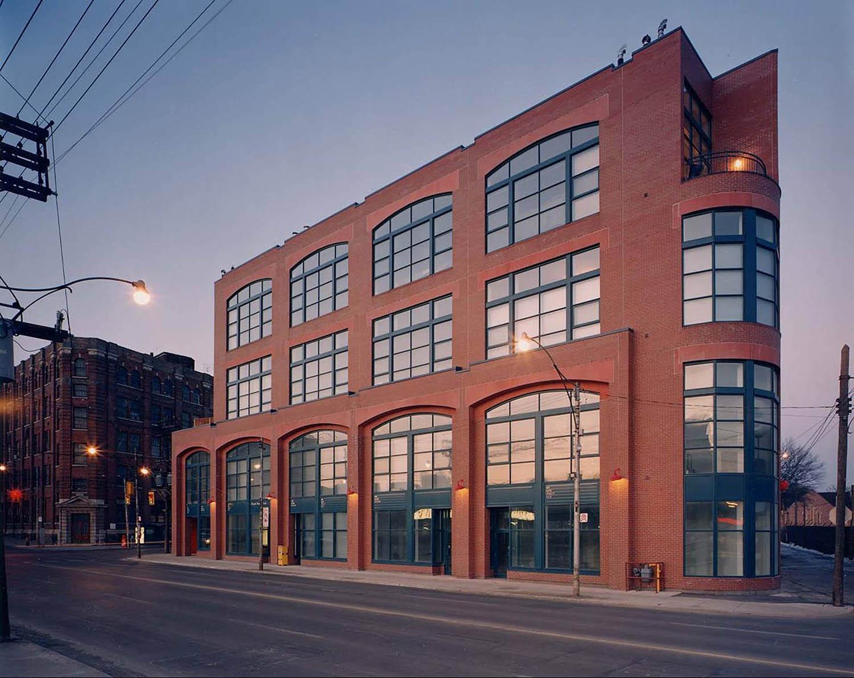 Derby Building