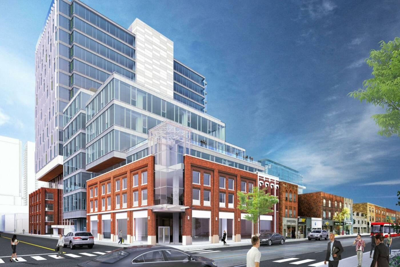 Queen Richmond Centre West Phase 2