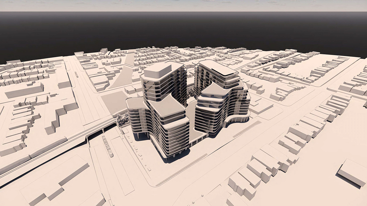 1500 St Clair West, Alterra Group of Companies,Distrikt Developments, Sweeny &Co Architects, Toronto