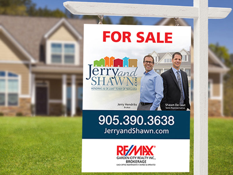 Jerry & Shawn Team of Niagara portfolio