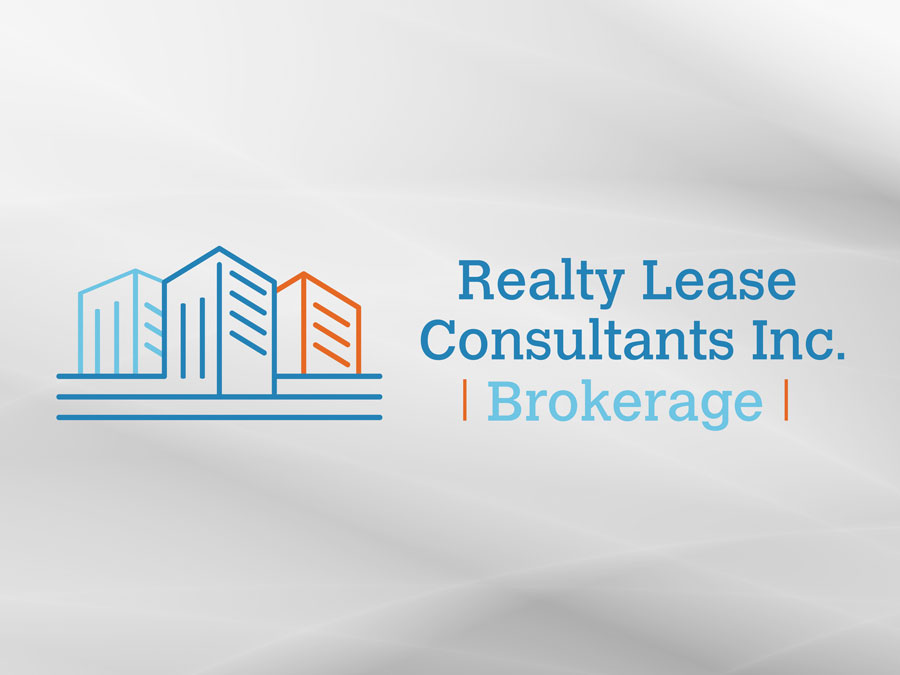 Realty Lease Consultants Inc. logo design