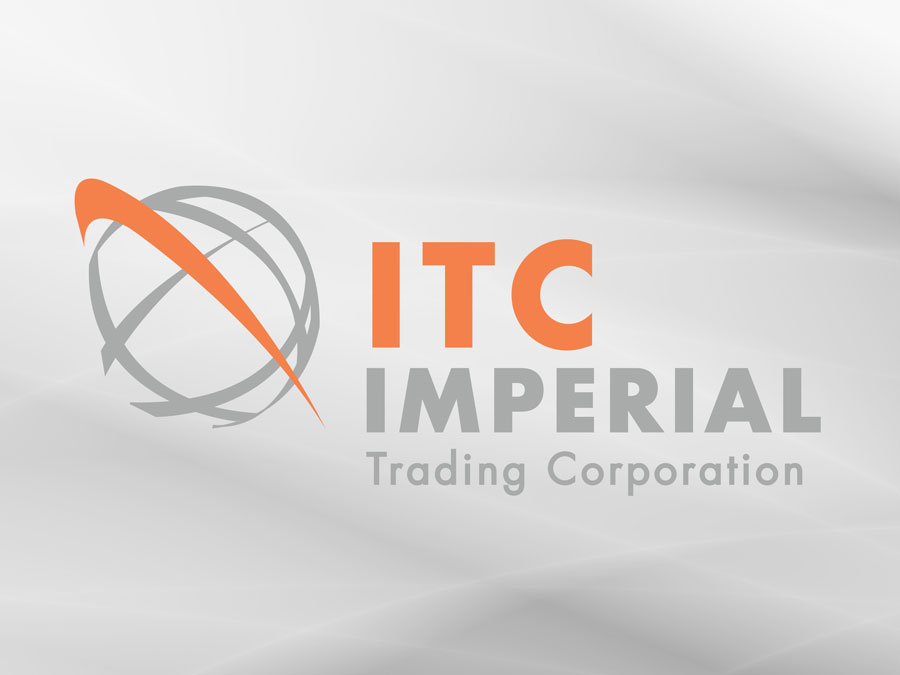 ITC - Imperial Trading Corporation logo design