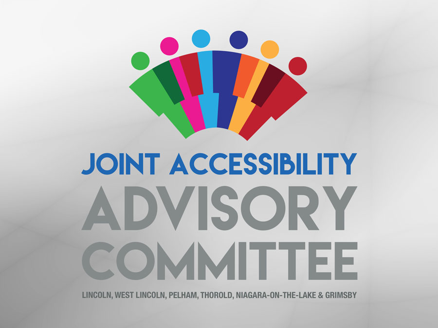 Joint Accessibility Advisory Committee logo design